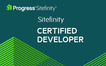 Sitefinity Certified Partner